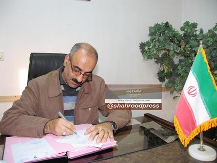 🔴🔴🔴 رئیس دانشگاه آزاد شاهرود تغییر کرد+ رزومه رئیس جدید