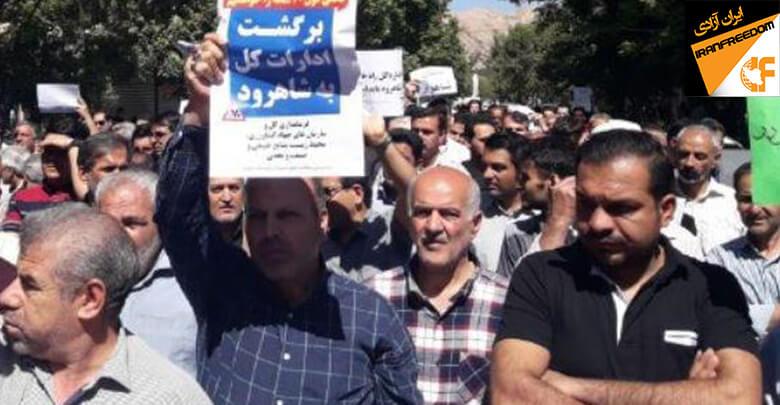 🔴 کاظم جلالی به نقل از وزیر راه: بهیچوجه موضوع انتقال اداره کل راه از شاهرود به مرکز استان مطرح نیست
