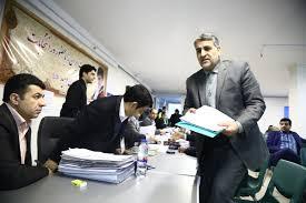 ✅ علی اصغر خانی فعالیت انتخاباتی خود را شروع کرد+ رزومه