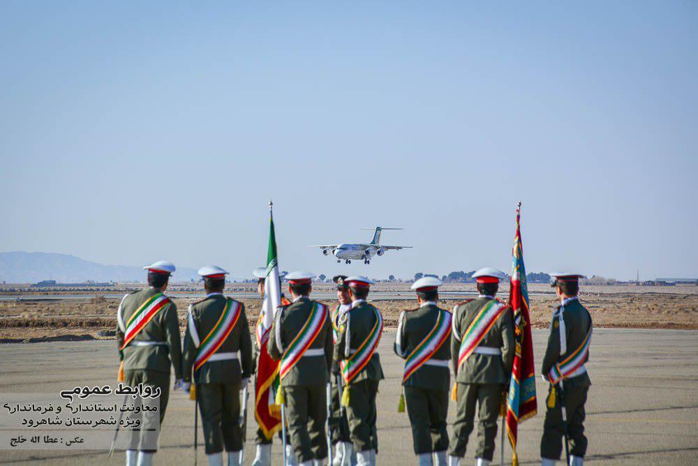✅ حضور دکتر روحانی رئیس جمهور در شاهرود به روایت تصویر