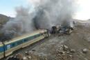 حاشیههای گزارش کمیسیون عمران از حادثه ریلی سمنان