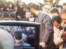 گزارش تصویری شاهرود پرس از خاک سپاری شهید مجید یونسیان